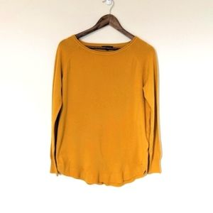 Staccato Quinn Pullover Golden Yellow size L